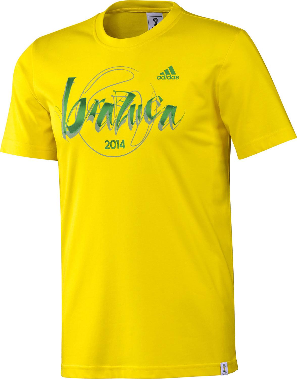 Adidas Brazuca Graphic T-Shirt