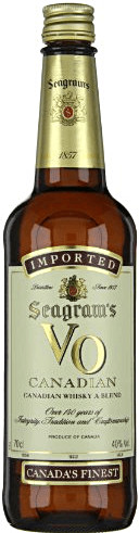 Seagram´s VO Canadian 0,7l 40%