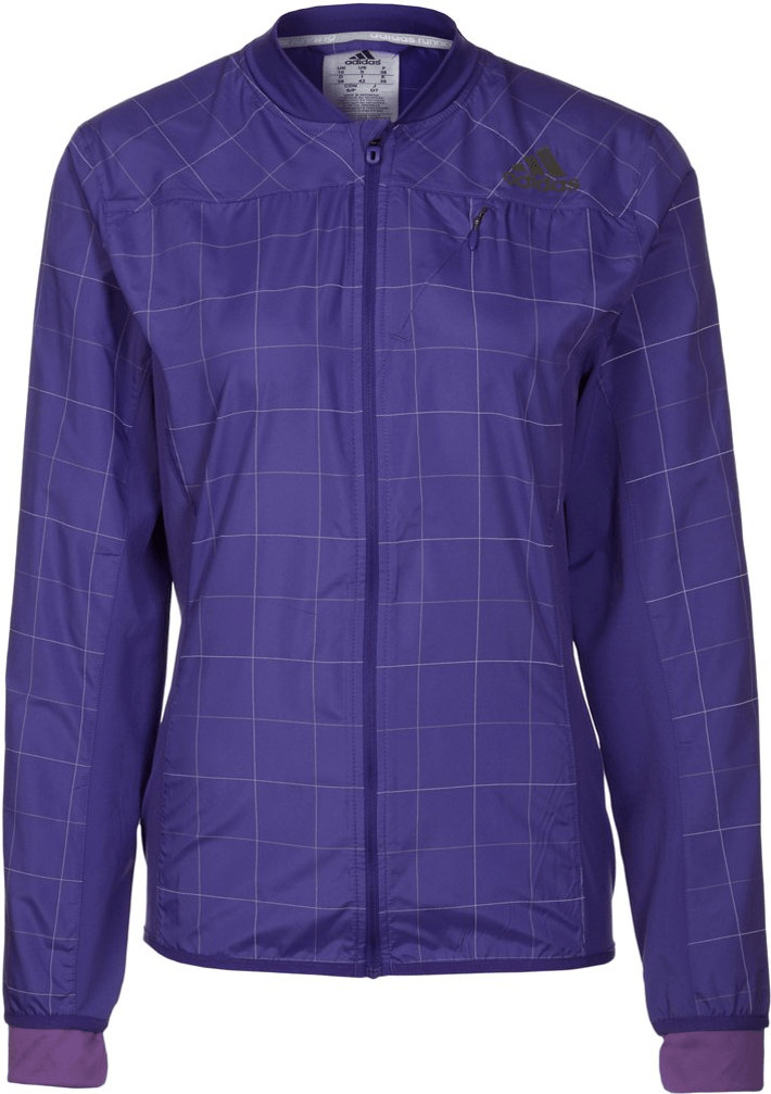Image of Adidas giacca SMT donna (viola)
