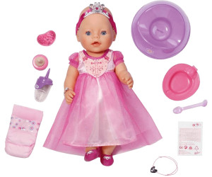 Baby Born Interactive Princess Ab 79 98 Preisvergleich
