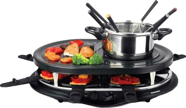Syntrox Germany Chef Grill RAC-1200W-8