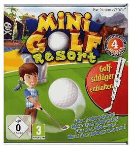 MiniGolf Resort: Bundle (Wii)