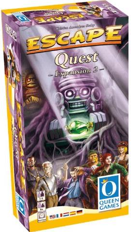 Queen Games Escape - Quest