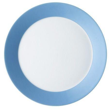 Arzberg Tric Frühstücksteller 22 cm blau