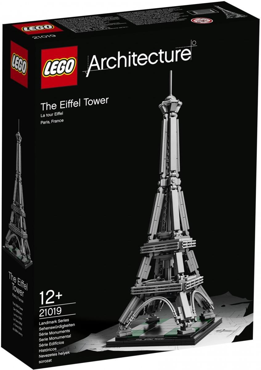 LEGO Architecture - La Tour Eiffel (21019)