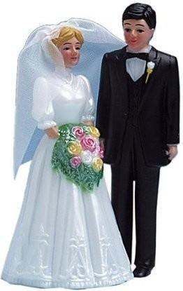 TIB-Heyne Kuchendeko Brautpaar