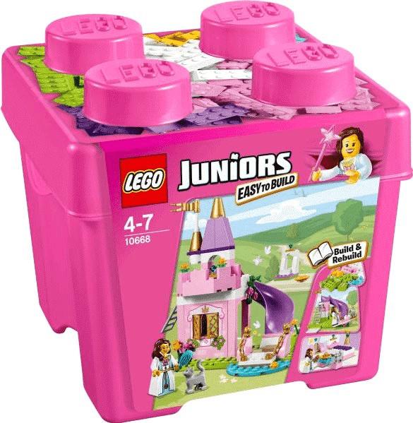 LEGO Juniors - Boîte de construction du château de la princesse(10668)
