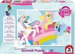 Schmidt-Spiele My little Pony - Drei Freunde (4...