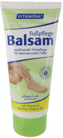 Axisis Vitawohl Fußpflege Balsam (100 ml)