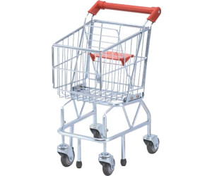 Buy Melissa & Doug Shopping Trolley from