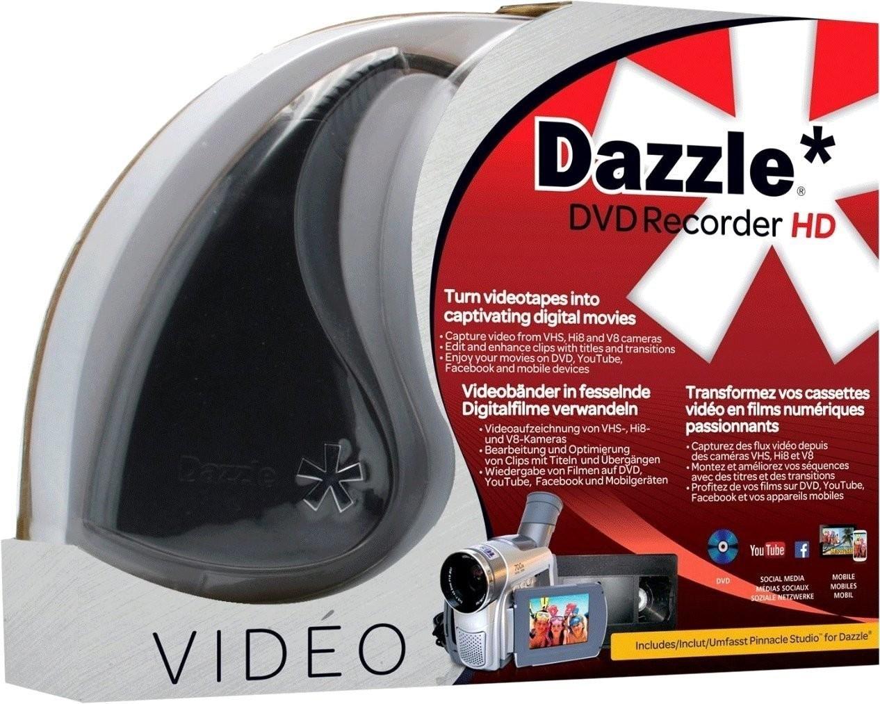 Image of Corel Dazzle DVD Recorder HD (Multi) (Win)
