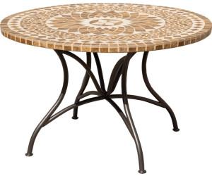 Consul Garden Maya Mosaiktisch ø 120 Cm Stahl Keramik Ab 37990