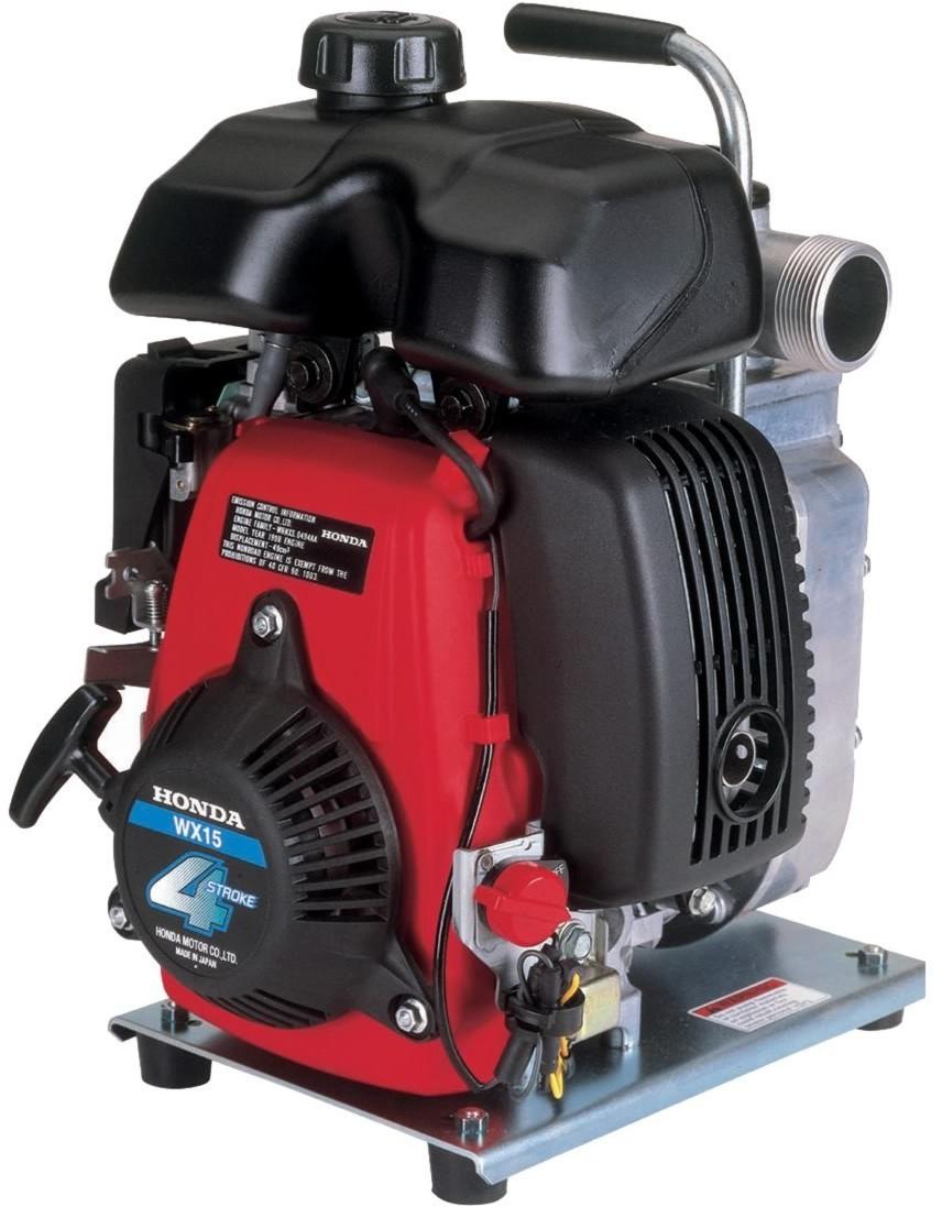 Honda Motopompe Acque chiare WX 15 codice: WX 15