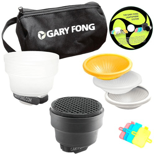 Image of Gary Fong Collapsible Fashion & Commercial Lighting Kit