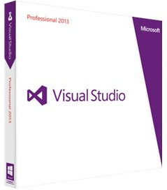 Microsoft Visual Studio 2013 Professional (EN) ...
