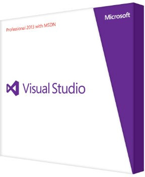 Microsoft Visual Studio 2013 Professional mit M...