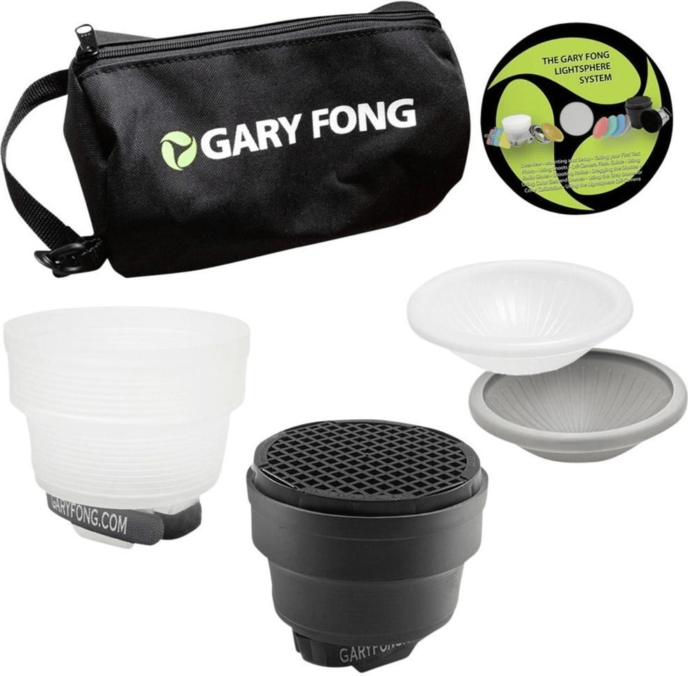 Image of Gary Fong Collapsible Portrait Lighting Kit