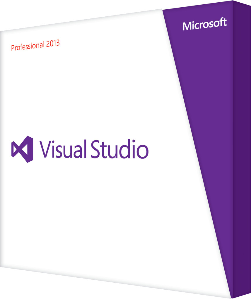 Microsoft Visual Studio 2013 Professional (DE) ...
