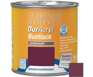 sch ner wohnen duracryl buntlack seidenmatt ab 9 99 preisvergleich bei. Black Bedroom Furniture Sets. Home Design Ideas