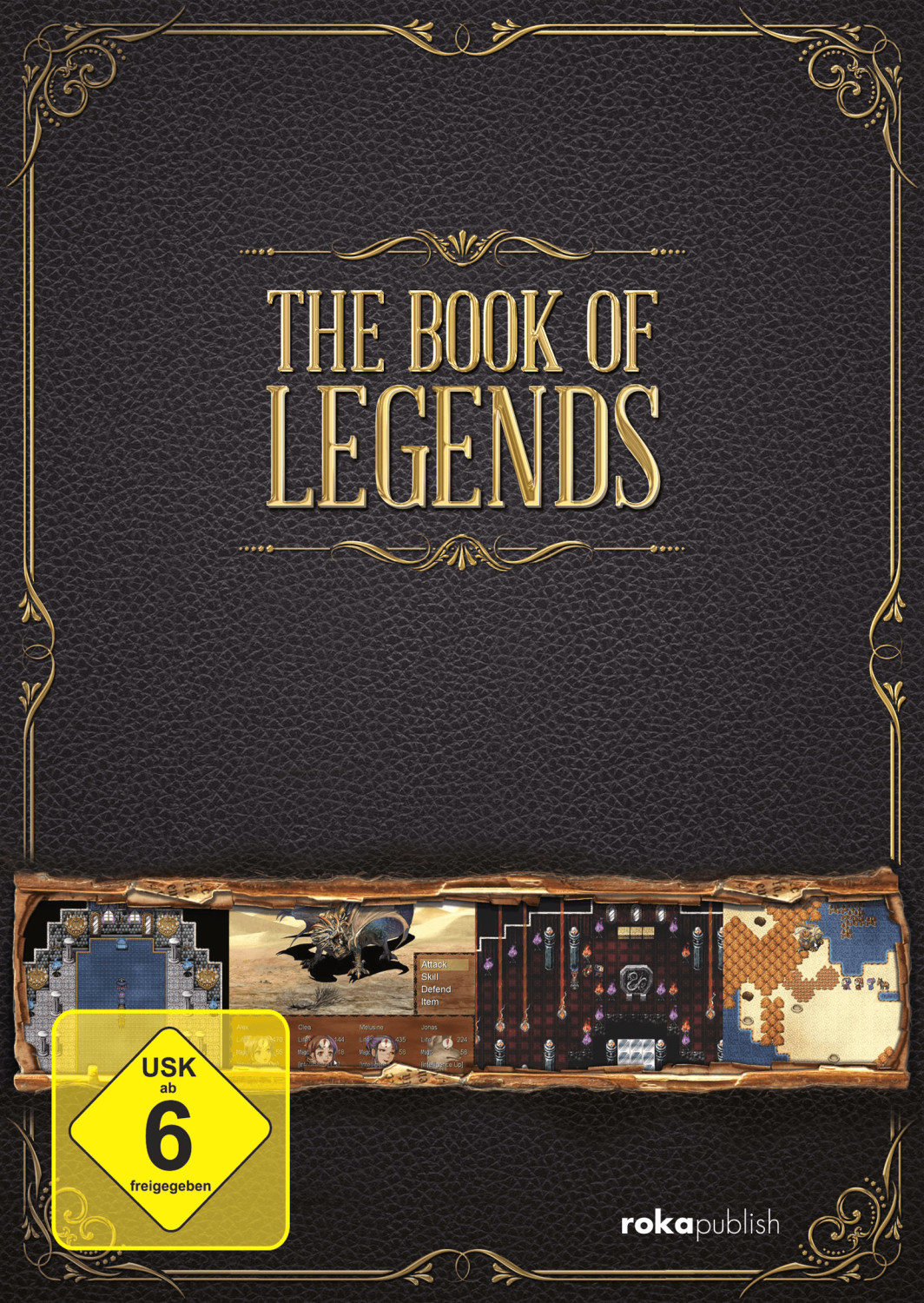 The Book of Legends (PC)