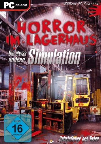 Horror im Lagerhaus: Gabelstapler des Todes (PC)