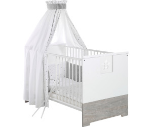 schardt babybett eco star ab 195 02 preisvergleich bei. Black Bedroom Furniture Sets. Home Design Ideas