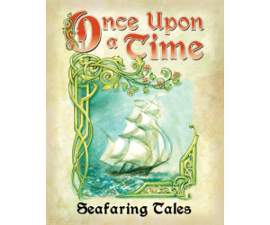Image of Atlas Games Once Upon a Time - Seafaring Tales