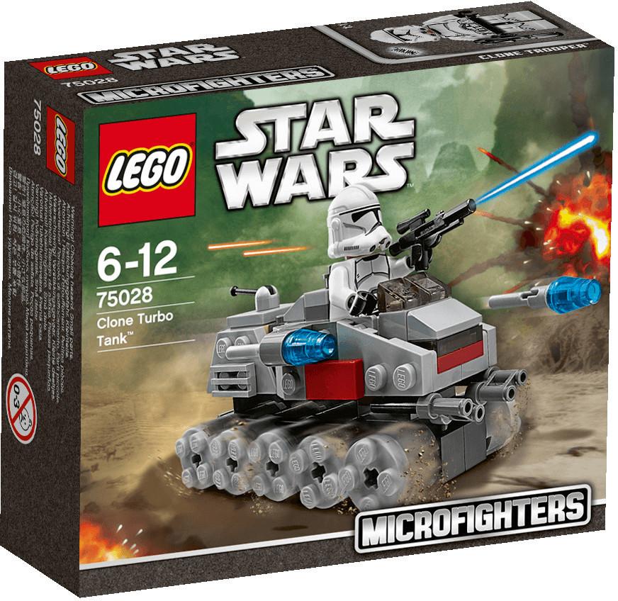 LEGO Star Wars - Clone Turbo Tank (75028)