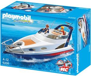 Playmobil Yacht De Luxe 5205 Au Meilleur Prix Sur