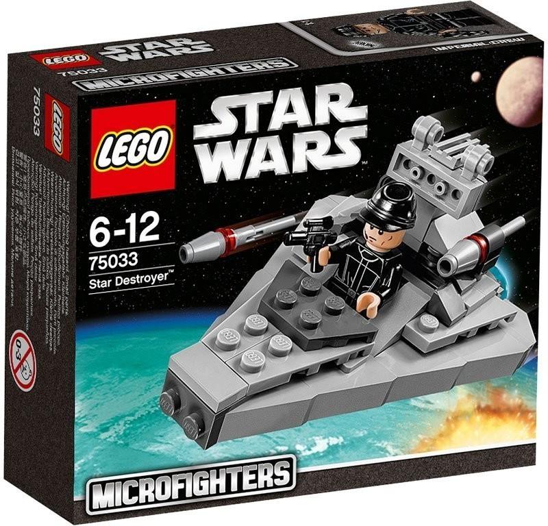 LEGO Star Wars - Sternenzerstörer (75033)