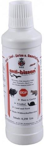 BHZ Anti-Bissan Vergrämungsmittel 250 ml