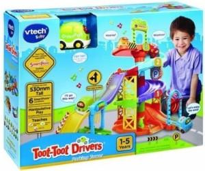 Ab 1 Jahr Vtech Tut Zut Baby Flitzer Parkgarage Parkhaus mit