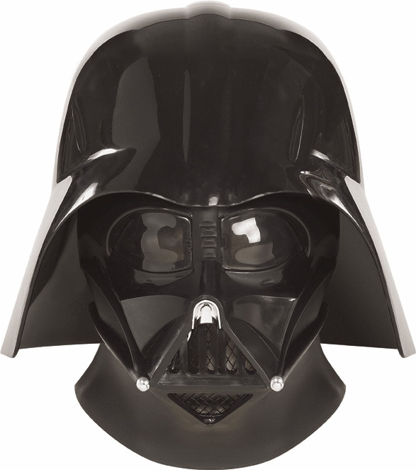 Image of Rubie's Star Wars - Darth Vader Maschera e casco Supreme Edition