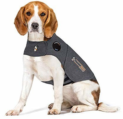Thundershirt for Dogs M 45-66cm Grey
