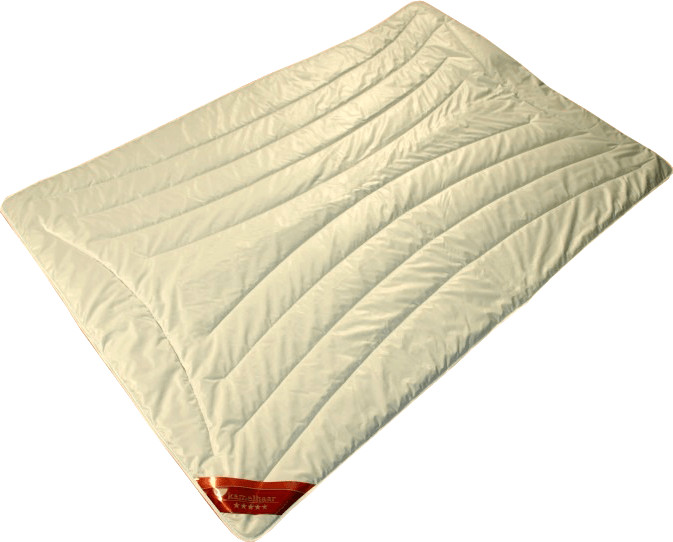 Garanta Kamelhaar Duo-Steppbett warm 135x200 cm