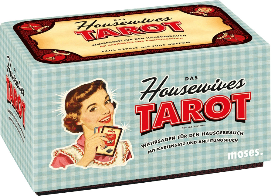 Moses Das Housewives Tarot
