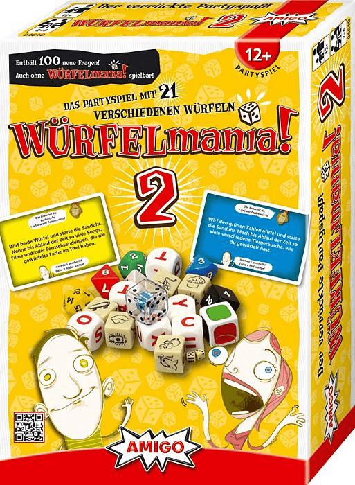 Amigo Würfelmania 2