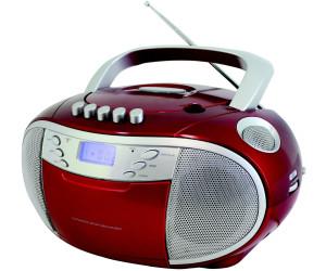 Soundmaster SCD6900 red