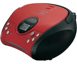 Lenco SCD-24 red/black