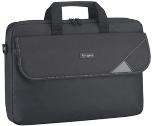 Schwarz//Grau Targus Intellect Topload Laptop Taschen 15.6 zoll TBT238EU