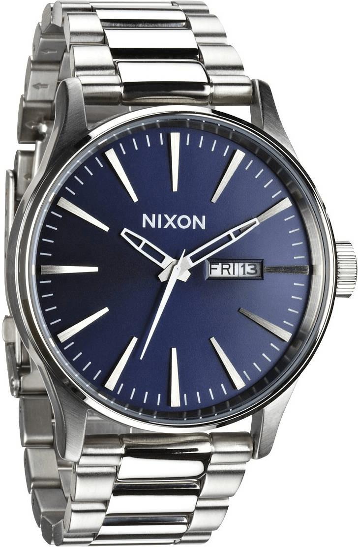 Nixon Herrenuhr Sentry Blue Sunray  2258