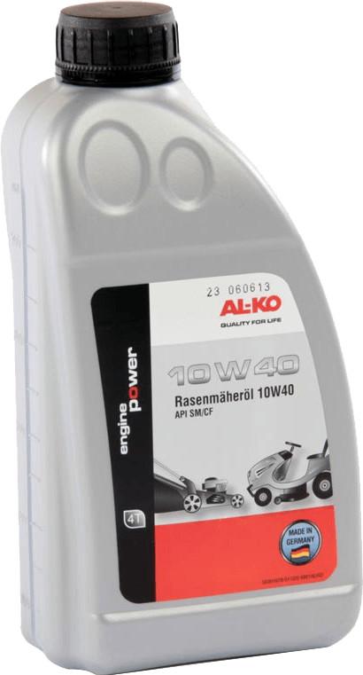 AL-KO 4-Takt Rasenmäheröl 10W40 (1,0 Liter)