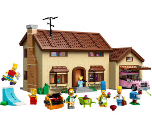 Lego the simpsons casa a u ac miglior prezzo su idealo