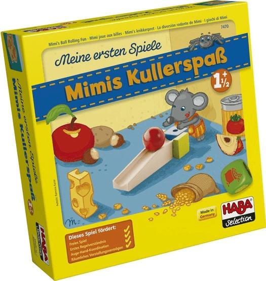 Haba Meine ersten Spiele - Mimis Kullerspaß