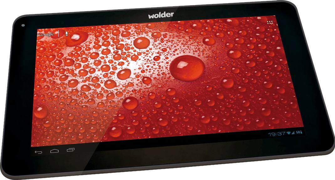 Wolder Electronics miTab Iron