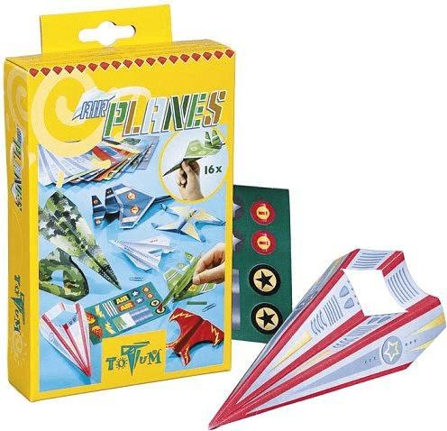 Totum Airplanes - Flugzeuge Falten (29583)