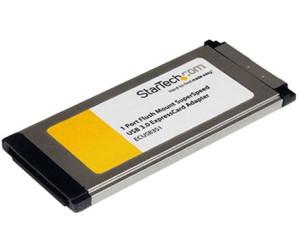 StarTech ExpressCard USB 3.0 (ECUSB3S11)