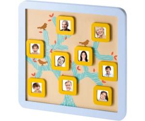 Image of Baby Art Family Tree Frame