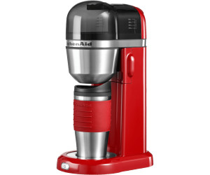 kitchenaid personal coffee maker empire rot ab 85 90 preisvergleich bei. Black Bedroom Furniture Sets. Home Design Ideas