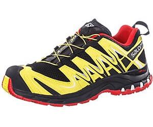 Chaussures Salomon XA PRO 3D noir bleu